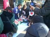 2015-01-23 - ProntoSoccorsoKo Presidio e FlashMob Aso Mauriziano