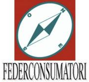 Logo della Federconsumatori