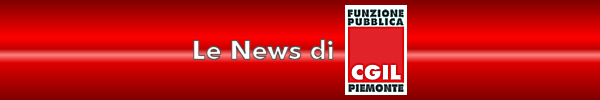 Link alle News della FP CGIL Piemonte